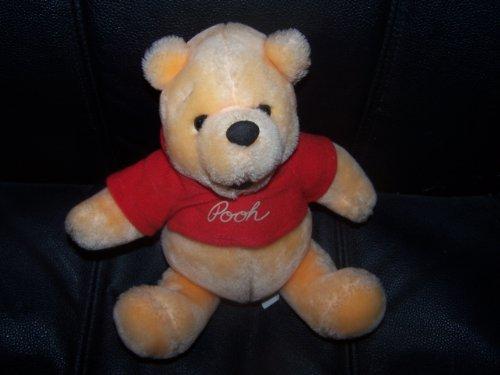 "Disneyland Jointed Winnie the Pooh Plush 10"" - 1"