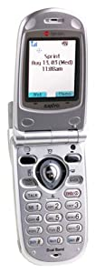 PCS Phone Sanyo SCP-8100 (Sprint)