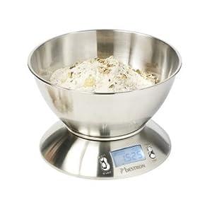 Bilance da cucina digitali bestron dek4150 bilancia - Silvercrest bilancia digitale da cucina ...