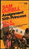 img - for Assignment: 13th Princess (Sam Durell No. 45) book / textbook / text book