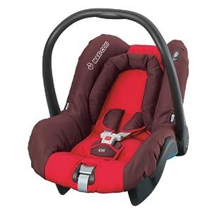 Maxi-Cosi 68800186 - Citi SPS enzo, Autokindersitz Klasse 0+ ab der Geburt bis ca. 15 Monate (0 - ca. 13 kg)