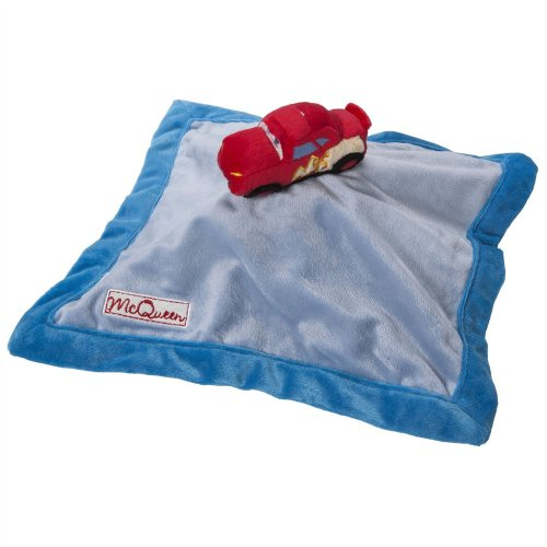 Kids Line, Disney Cars Junior Junction Security Blanket - 1