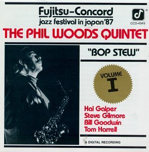 Bop Stew by Phil Woods