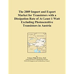 The 2009 Import and Export Market for Transistors with a Dissipation Rate of At Least 1 Watt Excluding Photosensitive Transistors in the United Kingdom Icon Group International