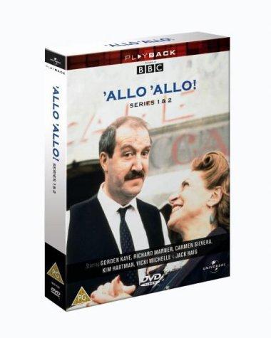 'Allo 'Allo! - Series 1 & 2 [1982] [DVD]