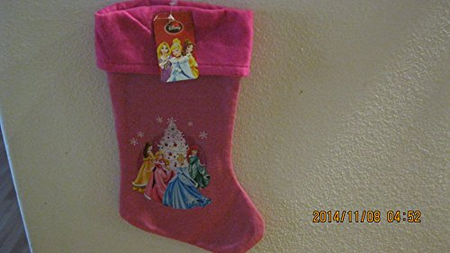 "Disney Princess Felt 18"" Stocking"