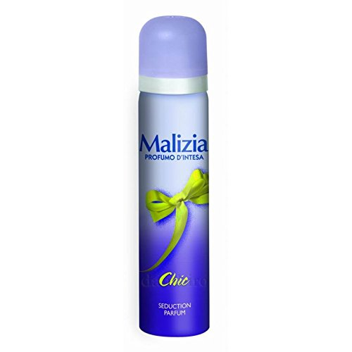 Malizia Deodorante Chic 75 ml Spray Donna