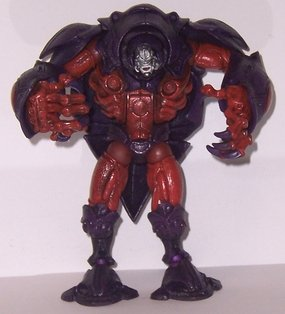 Picture of Amok Time Marvel Legends ONSLAUGHT Complete Build a Figure (B003XZLPHQ) (Marvel Action Figures)