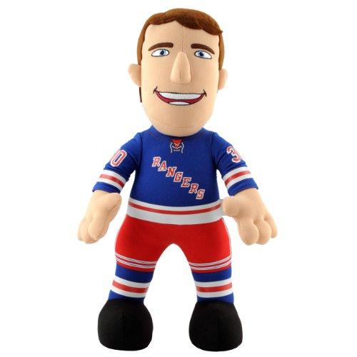 Bleacher Creatures New York Rangers Henrik Lundqvist 14-Inch Plush Doll - 1