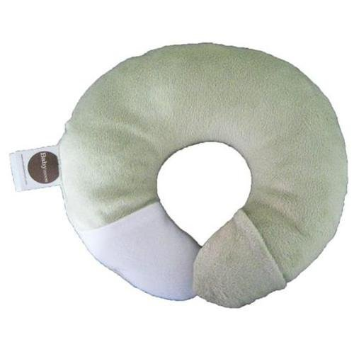 Best Prices! BabyMoon Pillow - For Flat Head Syndrome & Neck Support (Sage)