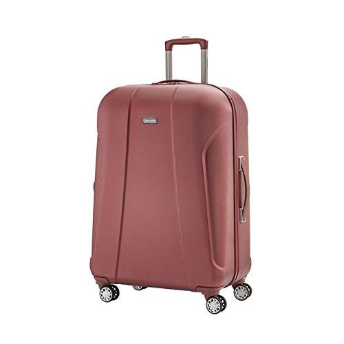 Travelite-Valigetta per PC con rotelle, grenat rouge (Rosso) - 2047631