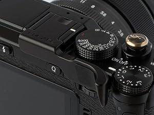 Fujifilm X-E2/X-E1 Thumb Grip by Lensmate Black