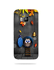 alDivo Premium Quality Printed Mobile Back Cover For HTC ONE M9 / HTC ONE M9 Back Cover (MKD093)