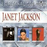 echange, troc Janet Jackson - Rhythm Nation 1814 / Janet Jackson / Control (coffret 3 CD)