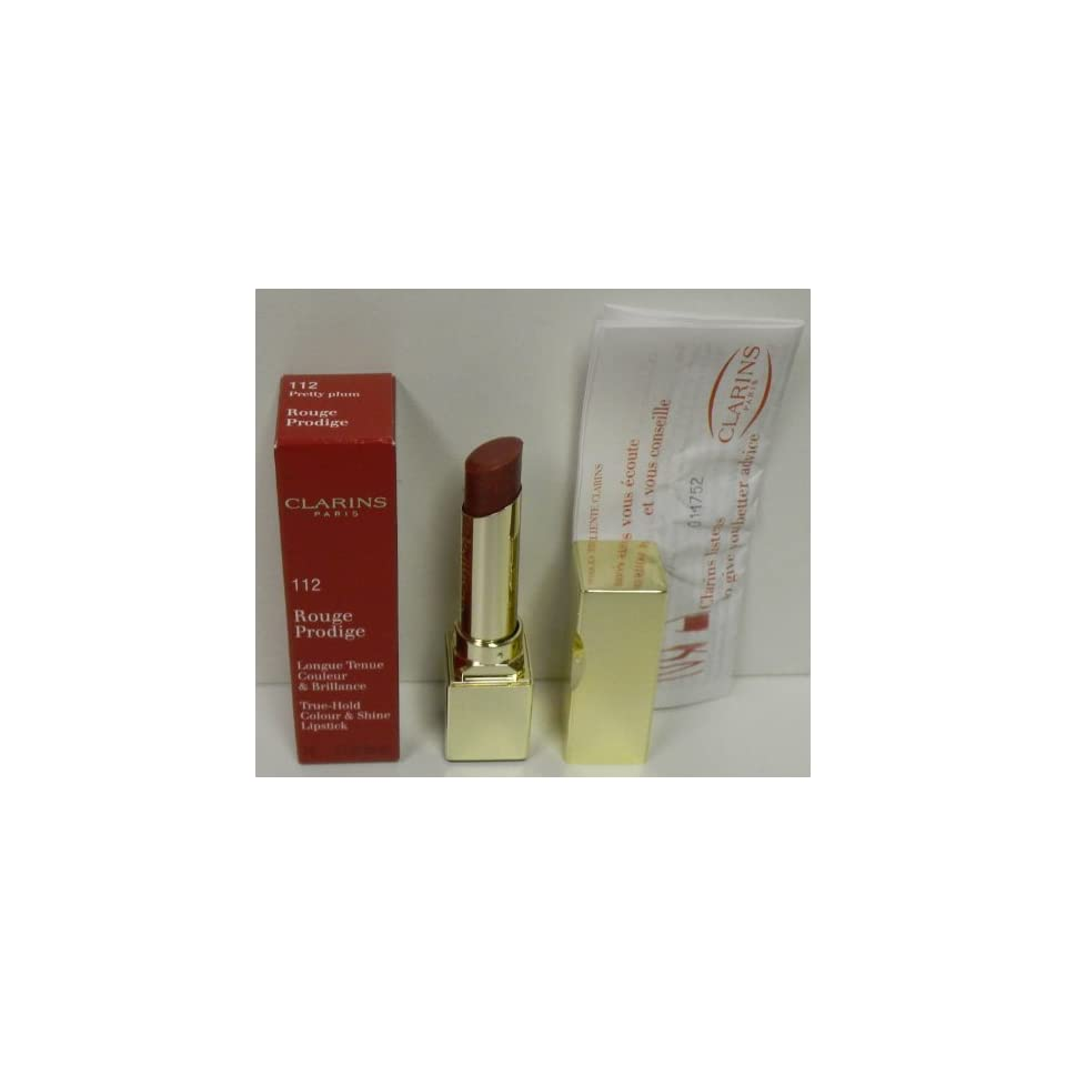 Clarins Rouge Prodige True Hold Colorshine Lipstick 3g Shade 112