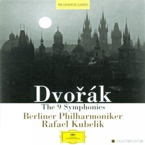 DVORAK :THE 9 SYMPHONIES - BERLIN PHILHARMONIC, KUBELIK