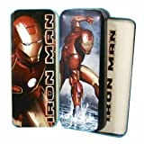 Pencil Case Tin Ironman Pencil Case - Iron Man Pencil Box