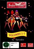 Sailor Moon - Volume 1 to 7 Box Set