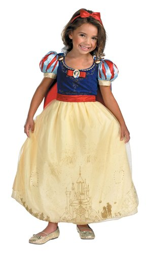 Storybook Snow White Prestige Costume - Extra Small (3T-4T)