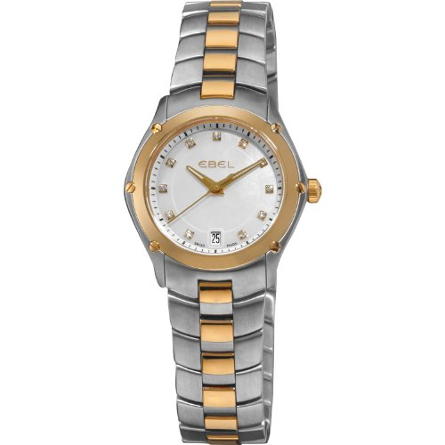 Ebel Women's 1953Q21/99450 Classic Sport Two Tone Bracelet Watch