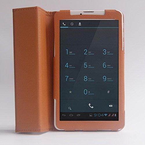 Amar® 7 Inch Dual Core 3G Tablet Pc Support 2G 3G Sim Card Slot Phone Call Gps Wifi Fm Tablet Pc 7 Inch 3G Phone Call Tablet Mtk6572 Dual Core 1.2Ghz Android 4.2 Sim Slot Dual Camera Gps Bluetooth 512Mb/4G