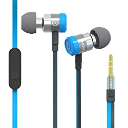 Yison EX900B Blue Earphone with Mic
