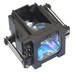 JVC HD-61Z585 Projection TV Lamp Assembly with High Quality Original Bulb Inside