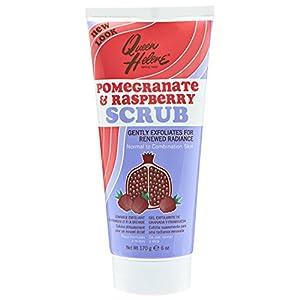 Queen Helene Pomegranate & Raspberry Scrub 6oz Tube