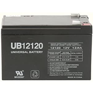 APC Back-UPS ES 750 BE750BB Replacement Battery (non-OEM)