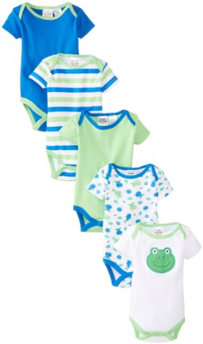 Solid Color Baby Onesies front-1035344