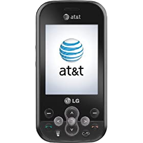 LG Neon GT365 Prepaid GoPhone (AT&T) with $50 Airtime Credit
