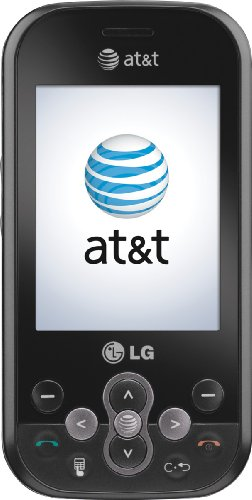 LG Neon GT365 Prepaid GoPhone with $15 Airtime Credit (AT&T)
