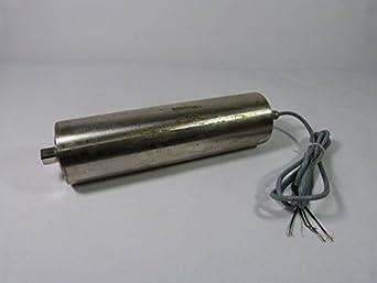 Van Der Graaf Tm100b25 616 Motor Drum 45ft Min 0 8a 230v Industrial Scientific