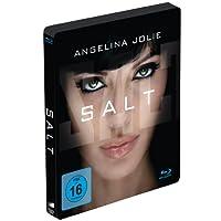 Salt (Limited Steelbook Edition)  [Blu-ray]