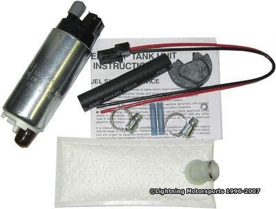 Walbro Fuel Pumps With Installation Kits - 240Sx 89-94 Gss315-400-766
