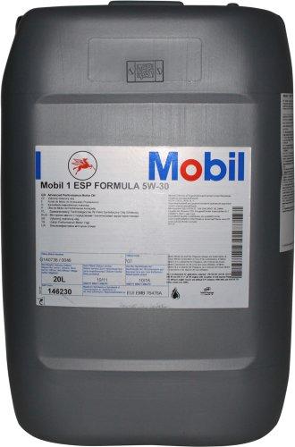 Mobil 1 ESP Formula 5W-30 Motoröl 5W30 20 Liter