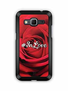 YuBingo In Love Designer Mobile Case Back Cover for Samsung Galaxy Core Prime