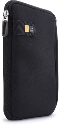 Case Logic iPad mini 7-Inch Tablet Case with Pocket, Black (TNEO-108)