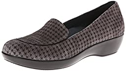 Dansko Women\'s Debra Slip-On Loafer,Grey Houndstooth,40 EU/9.5-10 M US