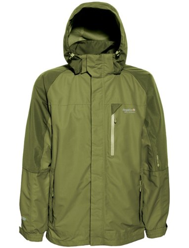 Regatta Waycross Men's Jacket - Turtle Green/Mantis, Small