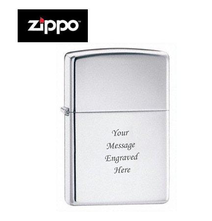 briquet-zippo-chrome-avec-gravure-personnalisable
