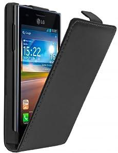 mumbi Flip Case LG E610 Optimus L5 Tasche Hülle