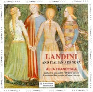 Landini and Italian Ars Nova - Amazon.com Music