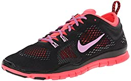 Nike Free 5.0 Tr Fit 4 Sz 11 Womens Cross Training Shoes Black New In Box