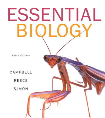 Essential Biology Value Pack (includes Current Issues in Biology, Vol 3 & Current Issues in Biology, Vol 4) (3rd Edi