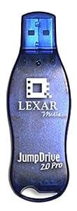 Lexar Media JD256-231 256 MB USB 2.0 JumpDrive