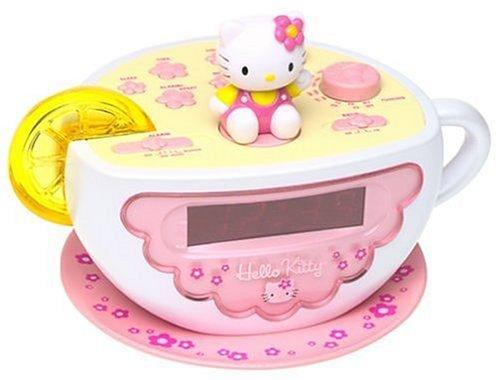 Hello Kitty Alarm Clock Radio Webuycheaper Com
