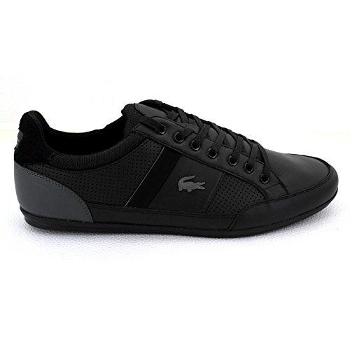 LACOSTE Chaymon 316 sneakers ECOPELLE BLACK DK GREY 7-32CAM0014237 44