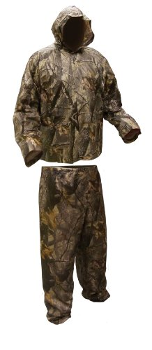 Coleman Mens Apparel Suit Pvc 10mm Pvc Rain Suit Advantage Realtree Ap, Large