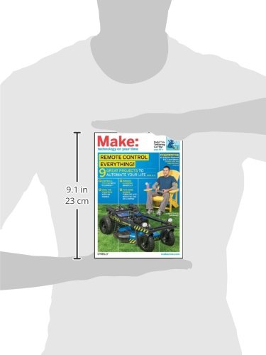 Make: Technology on Your Time Volume 22